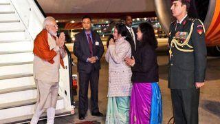 पहली बार आज पीएम मोदी के साथ डोनाल्ड ट्रंप भारतीय-अमेरिकी समुदाय को करेंगे संबोधित