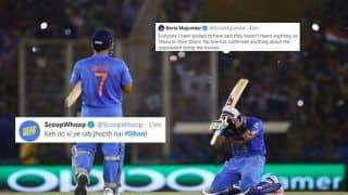 MS Dhoni to Retire? Twitter Makes Speculation Ahead of South Africa Series | SEE POSTS