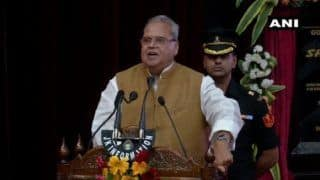 'PM Told me to Work so Much That People of PoK Want to Merge With India', Says J&K Governor Satyapal Malik