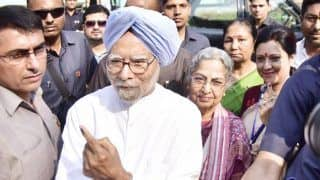 Former PM Manmohan Singh, Wife Accorded Z+ VIP CRPF Security Cover