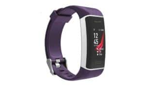 MevoFit Drive Run fitness band with color display launched in India: Check price, features