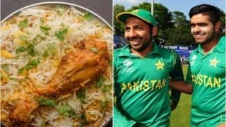 Pakistan Cricket Head Coach Misbah-ul-Haq Issues Strict Orders on Diet And Nutrition Plans, Says No to Biryani, Sweet Dishes For Sarfraz Ahmed And Co.