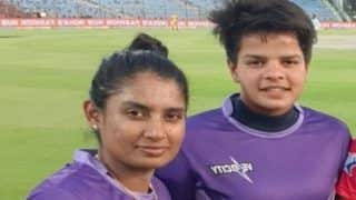 Mithali Raj Heaps Praise on Shafali Verma, Rates 15-Year-Old as India's Future Star