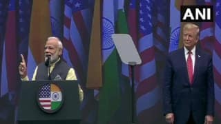 'Ab Ki Baar Trump Sarkar,' Says PM Modi in His Praise For US President in Houston