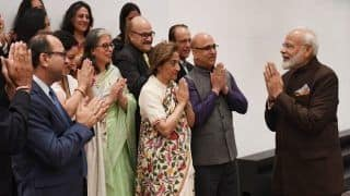 'You Have Suffered a Lot, We Will Build New Kashmir', PM Tells Global Kashmiri Pandit Diaspora in Houston