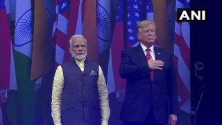 PM in Houston LIVE: 'India's Biggest Mantra is Sabka Saath, Sabka Vikas,' Says Modi at NRG Stadium