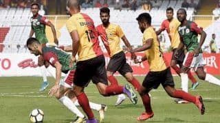 Calcutta Football League: Mohun Bagan, East Bengal Play Out Goalless Draw in Kolkata Derby