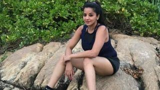 Bhojpuri Hot Bomb Monalisa Shares Throwback Picture to Give Sneak Peek Into Her 'Happy Sunday'