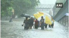 Mumbai Rain: मुंबई में बारिश से बढ़ी मुसीबतें, पानी से भरी लिफ्ट में फंसकर दो चौकीदारों की मौत