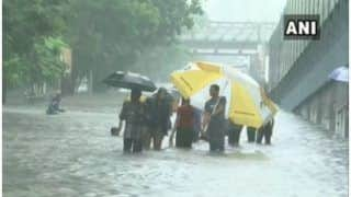 Mumbai Rains LIVE: High Tide Expected at 3PM, Transportation Services Normal