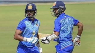 Defending Champs Mumbai Suffer Five-Wicket Defeat to Chhattisgarh