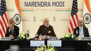 'Impossible to Come to Houston And Not Talk Energy', Tweets PM Modi After Meeting With Energy Sector CEOs
