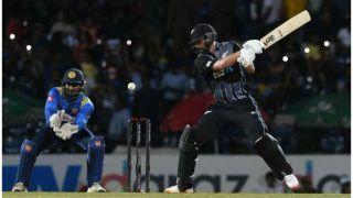 SLvNZ: ब्रुस व ग्रैंडहोम की अर्धशतकीय पारी से न्यूजीलैंड ने श्रीलंका को चार विकेट से हराया