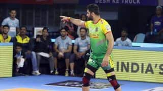 Dream11 Team PAT vs DEL Pro Kabaddi League 2019 - Kabaddi Prediction Tips For Today's PKL Match 108 Patna Pirates vs Dabang Delhi at Sawai Mansingh Stadium, Jaipur