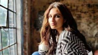 Parineeti Chopra Shares Her BTS Pictures From The Sets of 'The Girl on The Train'