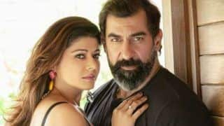 Pooja Batra And Nawab Shah Make Smouldering Hot Couple And This Picture is a Proof