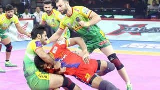 Pro Kabaddi League 7: UP Yoddha Beat Patna Pirates 41-29