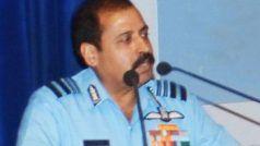 एयर मार्शल आरकेएस भदौरिया भारतीय वायुसेना के अगले प्रमुख होंगे