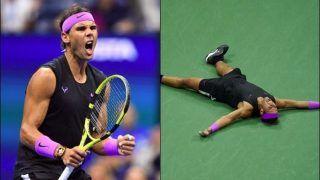 Rafael Nadal Beats Daniil Medvedev 7-5, 6-3, 5-7, 4-6, 6-4 in US Open Final to Claim 19th Grand Slam Title