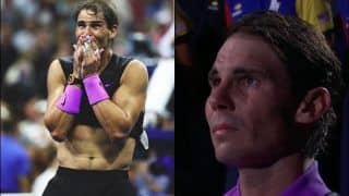 Rafael Nadal in Tears After Beating Daniil Medvedev in US Open Final to Claim 19th Grand Slam Title Will Make You Emotional | WATCH VIDEO
