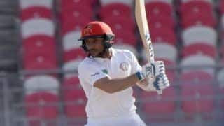 Rahmat Shah Creates History, Becomes 1st Afghanistan Cricketer to Score Test Century During Bangladesh vs Afghanistan Match in Chittagong