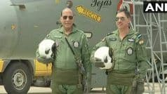 Rajnath Singh Creates History, Becomes First Defence Minister to Fly LCA Tejas
