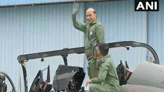 Pakistan Drones Dropping Weapons on Punjab: Our Jawans Are Ready, Says Rajnath Singh