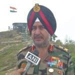Northern Army Commander Warns Pakistan, Vows 'Befitting Response' to Any 'Misadventure' in J&K