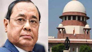 अयोध्या सुनवाई: मुस्लिम पक्ष के वकील ने फाड़े दस्तावेज, इस हरकत पर CJI ने जाहिर की पीड़ा