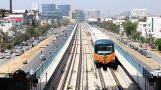 Justice DK Jain Approves Transfer of Gurgaon Rapid MetroRail to HUDA