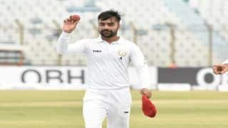 One-Off Test: Rashid Khan, Zahir Khan Put Afghanistan on Brink on Historic Win Against Bangladesh on Day 4 in Chittagong