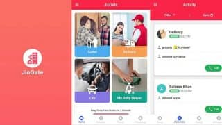 Jio launches its apartment security service Reliance JioGate