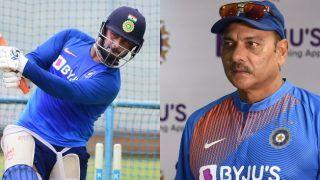 Rishabh Pant Is World Class, Team Management Will Back Him to The Hilt: Ravi Shastri