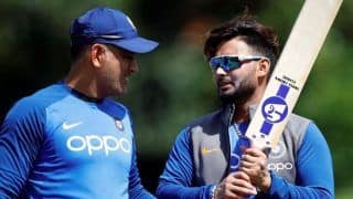 India vs West Indies: Rishabh Pant Surpasses MS Dhoni to Become Fastest Indian to 50 Wicket-Keeping Dismissal in Tests in Jamaica