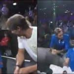 Laver Cup 2019: Roger Federer, Rafael Nadal Coaching Each Other is a Treat For Fans   WATCH VIDEO