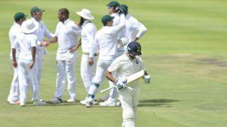 अभ्यास मैच: दक्षिण अफ्रीका के खिलाफ शून्य पर आउट हुए रोहित शर्मा, लंच तक BPXI 23/2