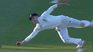 Ashes 2019: Rory Burns Takes Catch Of The Season to Send Peter Siddle Packing of Jofra Archer During 5th Test at Oval | WATCH VIDEO