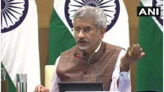 Coronavirus Outbreak: 'Indian Embassy in Tokyo Providing Necessary Help,' Assures Jaishankar