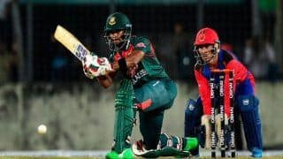 Dream11 Team Bangladesh vs Afghanistan Twenty20 Tri-Series 2019 - Cricket Prediction Tips For Today's Match 6 BAN vs AFGH at Zahur Ahmed Chowdhury Stadium, Chattogram