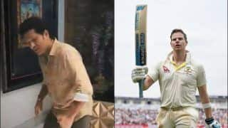 Sachin Tendulkar Decodes How Steve Smith Succeeded During The Ashes | WATCH VIDEO