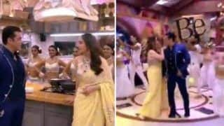 Bigg Boss 13: Salman Khan, Madhuri Dixit Recreate 'Hum Aapke Hain Koun' Moment as They Take House Tour