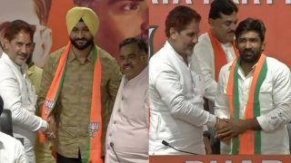 मोदी से प्रभावित होकर पूर्व हॉकी कप्तान संदीप सिंह, ओलंपियन योगेश्वर दत्त BJP में हुए शामिल