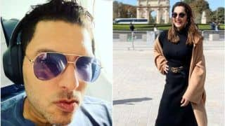 Sania Mirza Trolls Yuvraj Singh on Pouting Selfie, Former India Cricketer Hits Back With Witty Reply
