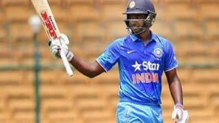 5th Unofficial ODI: Shikhar Dhawan, Sanju Samson Star as India A Beat South Africa A to Clinch Series 4-1