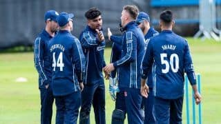 Dream11 Team Scotland vs Netherlands Twenty20 International Ireland Tri-Series 2019 - Cricket Prediction Tips For Today's T20I Match 2 SCO vs NED at The Village, Dublin