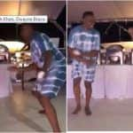 Shah Rukh Khan, Dwayne Bravo Flaunt Incredible Moves on Bollywood Number Lungi Dance to Celebrate Trinbago Knight Riders (TKR) Win in CPL 2019 | WATCH VIDEO