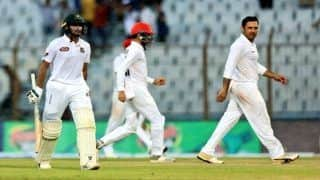Shakib Al Hasan Takes Full Blame of Bangladesh's Poor Performance in One-Off Test Against Afghanistan in Chattogram
