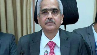 सरकार ने फिर से खजाना खोल दिया है, GDP के आंकड़े बेहतर होंगे: RBI गवर्नर