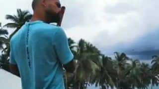 Shikhar Dhawan Stuns Fans With Incredible Flute Playing Skills in Serene Outings, Social Media Applauds Gabbar's New Talent | WATCH VIDEO