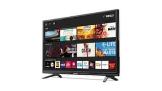 Shinco 32-inch Smart LED TV with Amazon India launched for Rs 7,999